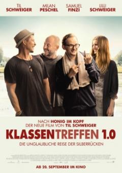 KLASSENTREFFEN 1.0 - DIE UNGLAUBLICHE REISE DER SILBERRÜCKEN